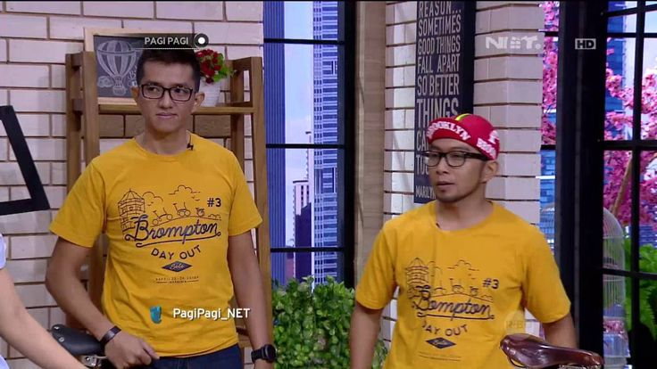 Olahraga Unik Komunitas Sepeda Lipat Indonesia