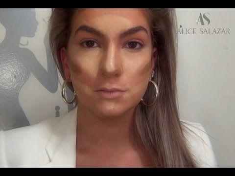 Dicas de Maquiagem para Iniciantes por Alice Salazar - YouTube