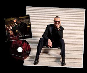 George Michael Symphonica CD & Print Bundle