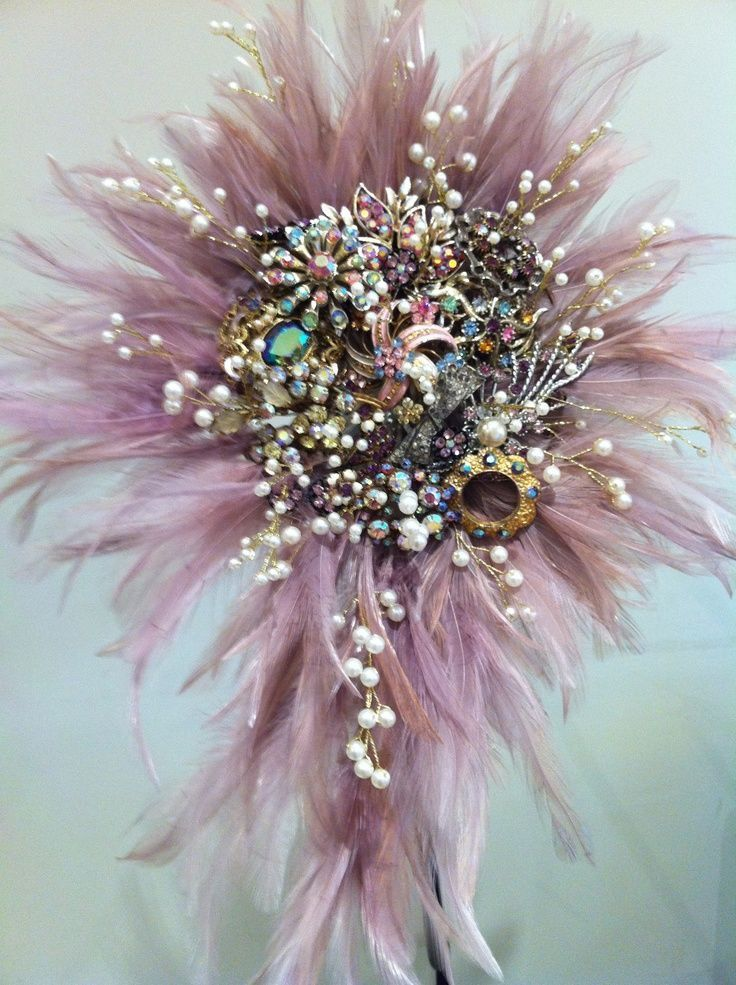 How unusual is this bouquet !