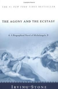 the agony and the ecstacy cover - Google Search