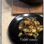 Patate+novelle+e+zucchine+sabbiose.+Un+gustoso+contorno+in+poco+tempo.