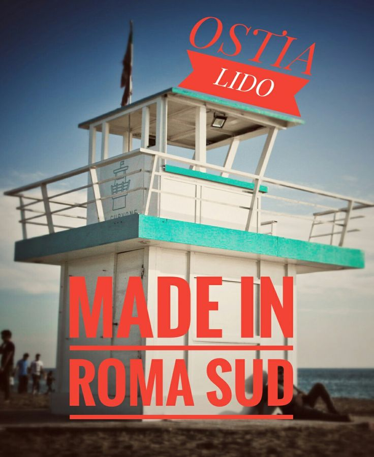 At the Beach in Winter.  Far from the summer bustle, Ostia Lido offers a nice promenade to stroll on, lovely liberty style villas to admire, and warm spots where to rest and have coffee.