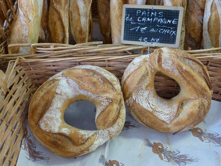 Pains de Campagne @ Aix en Provence, France