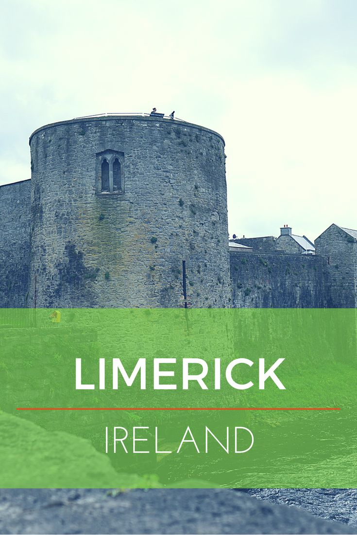 Limerick Ireland gets overlooked. Still recovering from it's rough past, Limerick is now a wonderful place to visit. And here's why...