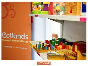 Cotlands launches new direction and Cotlands Toy Library Association of South Africa