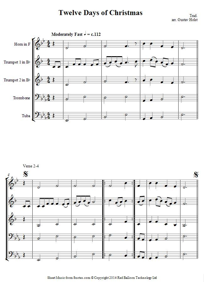 All Music Chords free french horn sheet music : The 25+ best Brass quintet ideas on Pinterest | Band pictures ...