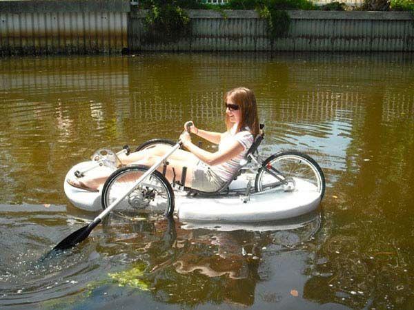 9 best ecologic boat bateau ecologique images on for Boat garage on water