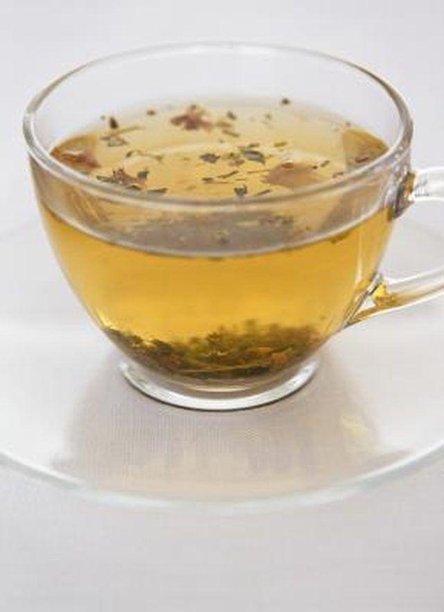 The Effects of Jasmine Green Tea