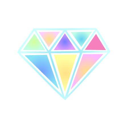 ダイヤモンド,イラスト フリー素材