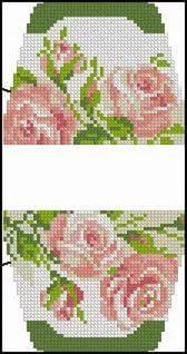 Roses. сумочка-игольница схемы: 6 тыс изображений найдено в Яндекс.Картинках