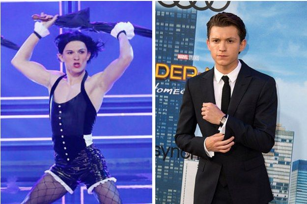 """Tom Holland Regrets Not Wearing Heels For """"Lip Sync Battle,"""" And Now I Love Him Even More"""