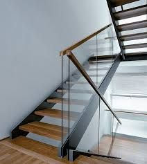 commercial stair railing - Google Search