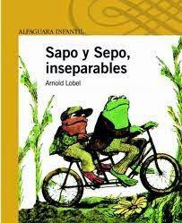LIBROS EN PDF GRATIS: SAPO Y SEPO SON AMIGOS.....PDF