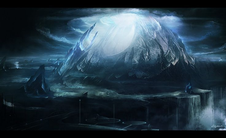 pictures of fantasy landscapes | dark fantasy also called horror fantasy or gothic fantasy is