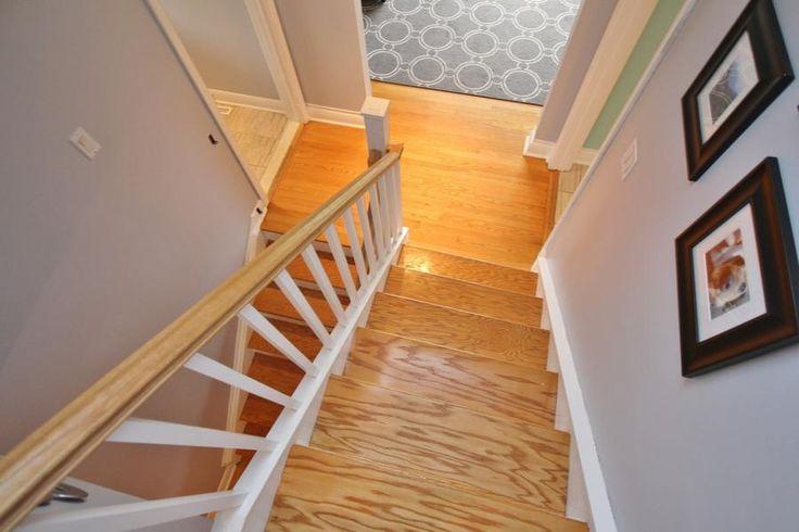 Hallway.  #ottawarealestate