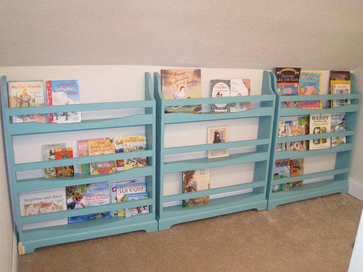 Build A Flat Wall Book Shelves