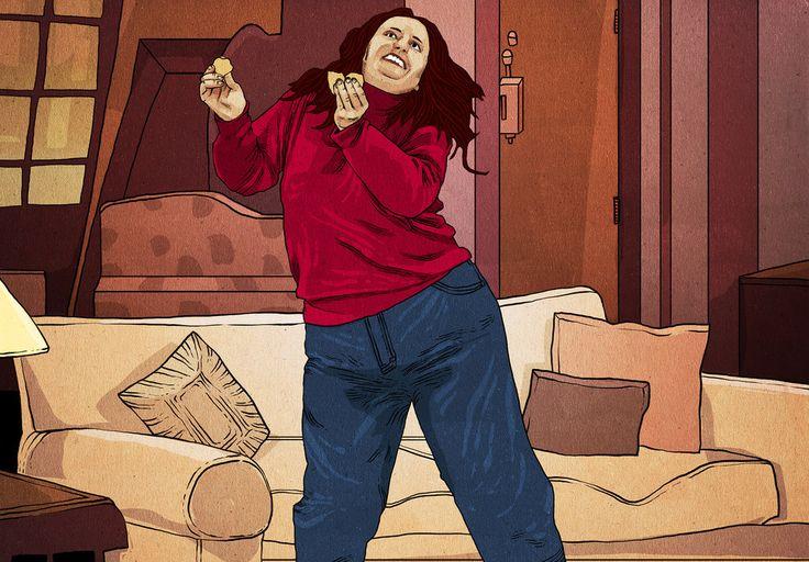 Friends' Fat Monica wasn't just Courteney Cox in a fatsuit. She was my truth.