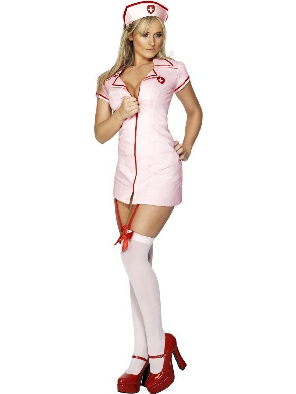 Fever Nurse Naughty Costume | Smiffy's AUS
