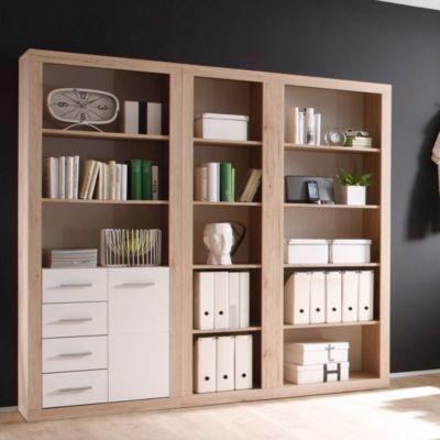 Die besten 25+ San remo eiche Ideen auf Pinterest Garderobe - wohnzimmer eiche weis