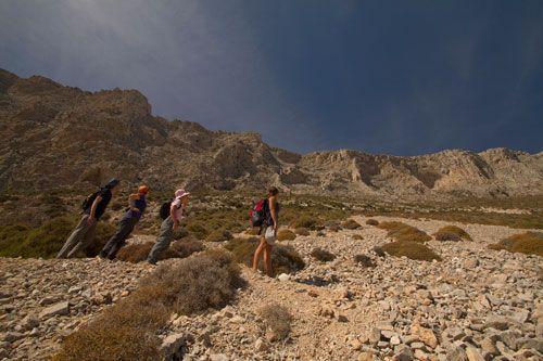 Mountainous Cyclades