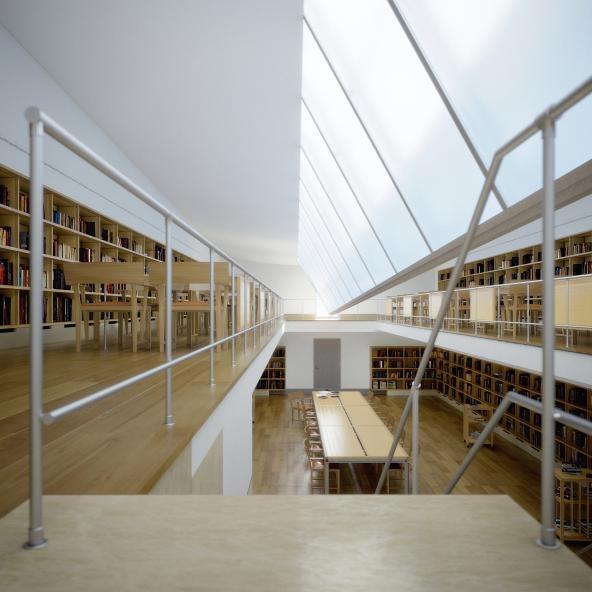 Faculty of Architecture Porto Portugal by Alvaro Siza. © Metrocubicodigital