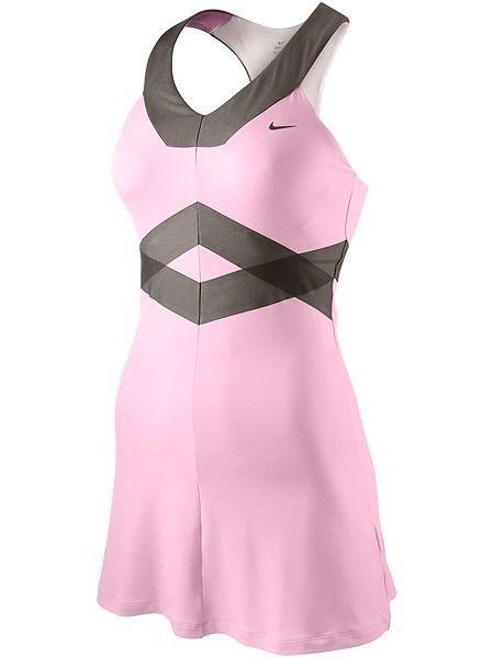 NWT Nike Maria Sharapova Back Court Day Dress Tennis $130 size M