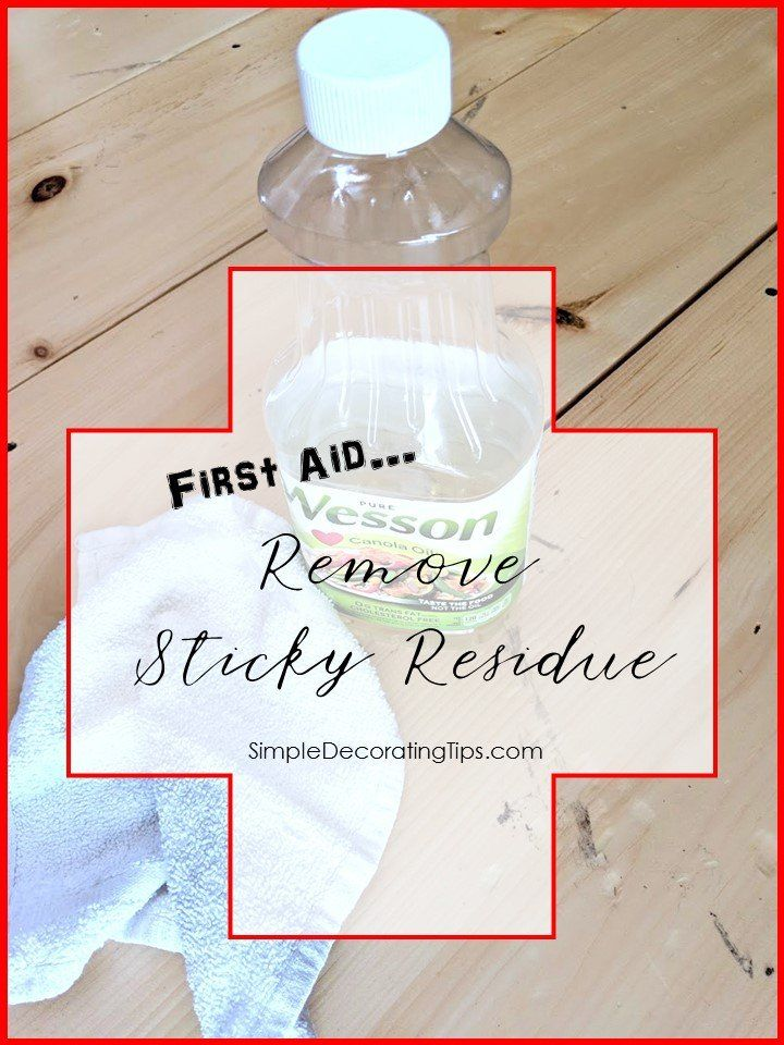 How To Remove Sticky Residue From Hardwood Floors Diy Remove Sticky Residue Cleaning Hacks Deep Cleaning Tips