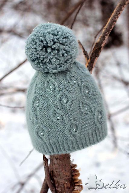 Ravelry: belochka's Curls Hat