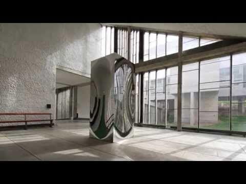 Anish Kapoor chez Le Corbusier by 13th Biennale de Lyon; Thur 10 Sept. 2015 to Sun 3 Jan. 2016 Tue-Sun, 2-6.30pm, and by appointment Couvent de La Tourette 69210 Éveux
