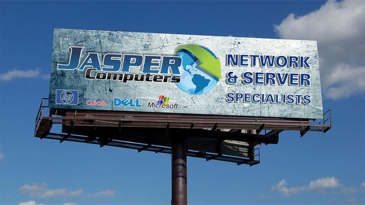 Jasper Billboard