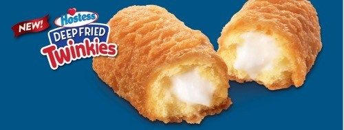 Long John Silver's menu is the Deep Fried Twinkie
