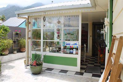 Accueil des Chambres d'hôtes à vendre sur Cilaos à La Réunion