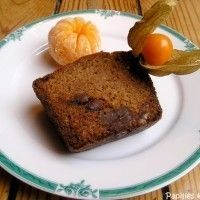 Cake à la crème de marrons et aux marrons glacés