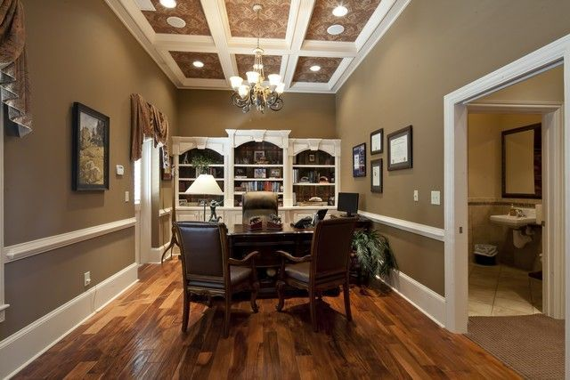 1000 images about beautiful home offices on pinterest for Beautiful office pictures