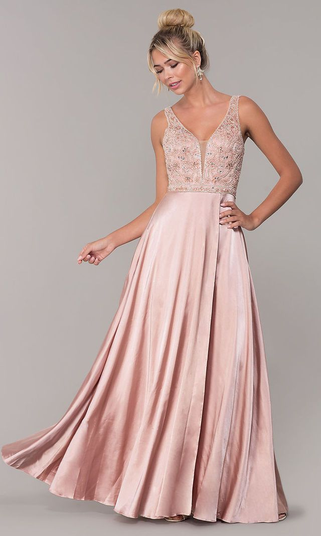 71e8be4392b 49%OFF NotAverageDress A-Line Sleeveless Backless Long Dress 2019  Dq-Pl-2693 – NotAverageDress.to