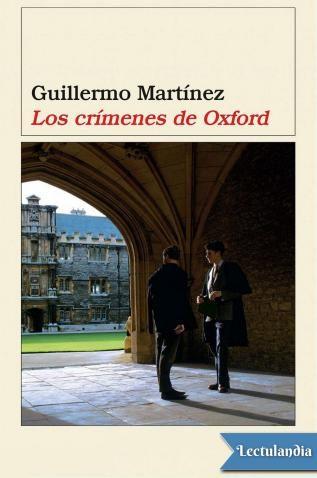 Los crímenes de Oxford (Destino, 2004) de Guillermo Martínez. Ganador Premio Mandarache 2006.