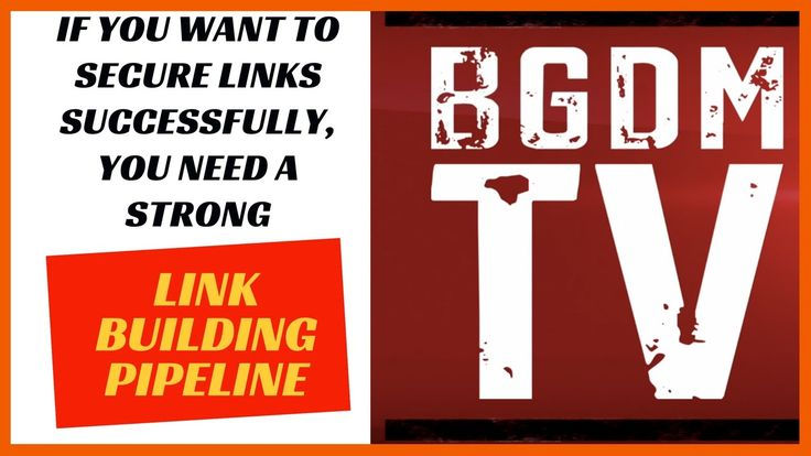 Majority of the people that do SEO understand the importance of acquiring links in their campaign, but they don't fully understand how the link building pipeline works. Typically, most SEOs will have a target to get as many links as possible within a certain timeframe. (This could be on a weekly or monthly basis). Off the back of that, the site should start to rank well.