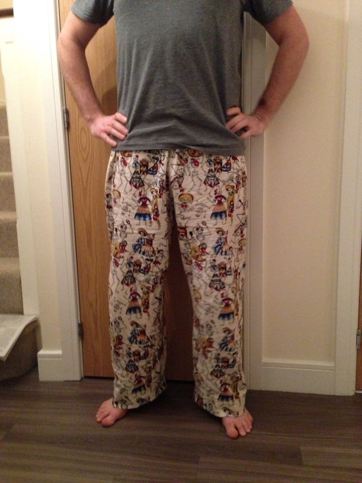 Pyjama bottoms from Love at First Stitch