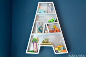 8 Creative Kid Bookshelf ideas