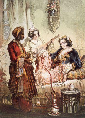 Turkish Women-Preziosi