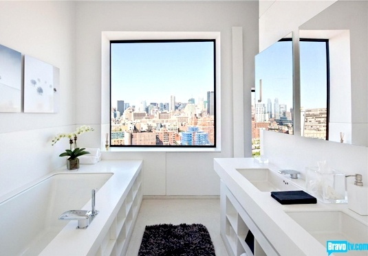 21 best images about nyc on pinterest bespoke new york for Bathroom 75 million