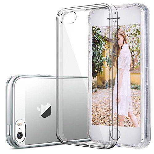 Coque iPhone 5/ 5s/ SE |GARANTIE A VIE|, WELKOO® Coque iPhone 5s, Housse iphone 5 en Silicone renforcé Shockproof anti choc couleur transparente, souple et flexible. Compatible avec l'iphone 5, 5s et SE. #Coque #iPhone #|GARANTIE #VIE|, #WELKOO® #Housse #iphone #Silicone #renforcé #Shockproof #anti #choc #couleur #transparente, #souple #flexible. #Compatible #avec #l'iphone