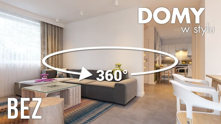 Projekt Bez to nieduży energooszczędny dom z użytkowym poddaszem.  Na parterze znajduje się część dzienna, na którą składa się salon połączony z częścią jadalną oraz kuchnia ze spiżarnią zlokalizowana w przeciwległej części domu. Część nocna znajduję się na poddaszu i składa się z trzech sypiali, garderoby oraz łazienki. Wnętrze zostało zaprojektowane zgodnie z ekologicznym designem wykorzystując materiały z recyklingu. #domywstylu, #wnętrza, #mtmstyl, #filmy, #realizacja, #projekty, #bez