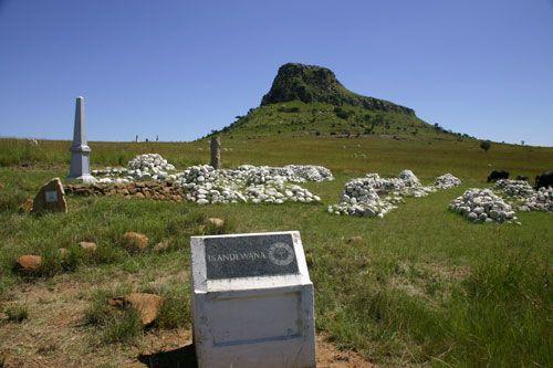Isandlwana - Anglo Zulu wars 1879