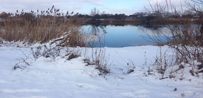 Łowienie karpi w zimę  http://karpiarstwo.pl/mrozne-karpie/