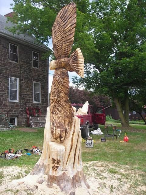 chain saw art | Chainsaw Torch Burning Allowed Art