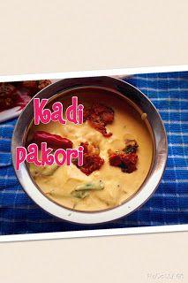vegfood: Kadi Pakorai