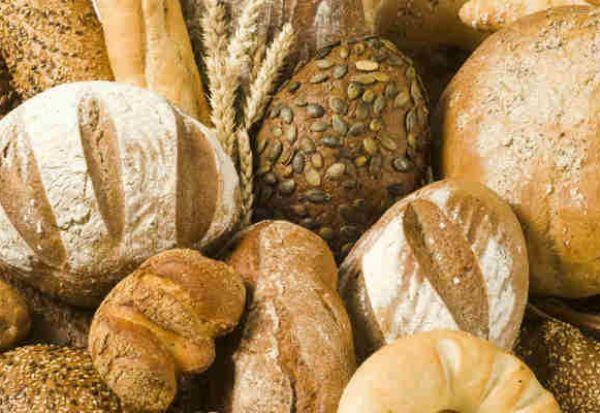 Os pães são fontes de carboidratos!!!  :)