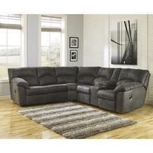 Signature Design by Ashley 2-Piece Reclining Sectional from Nebraska Furniture Mart $599.99 (69% Off) -